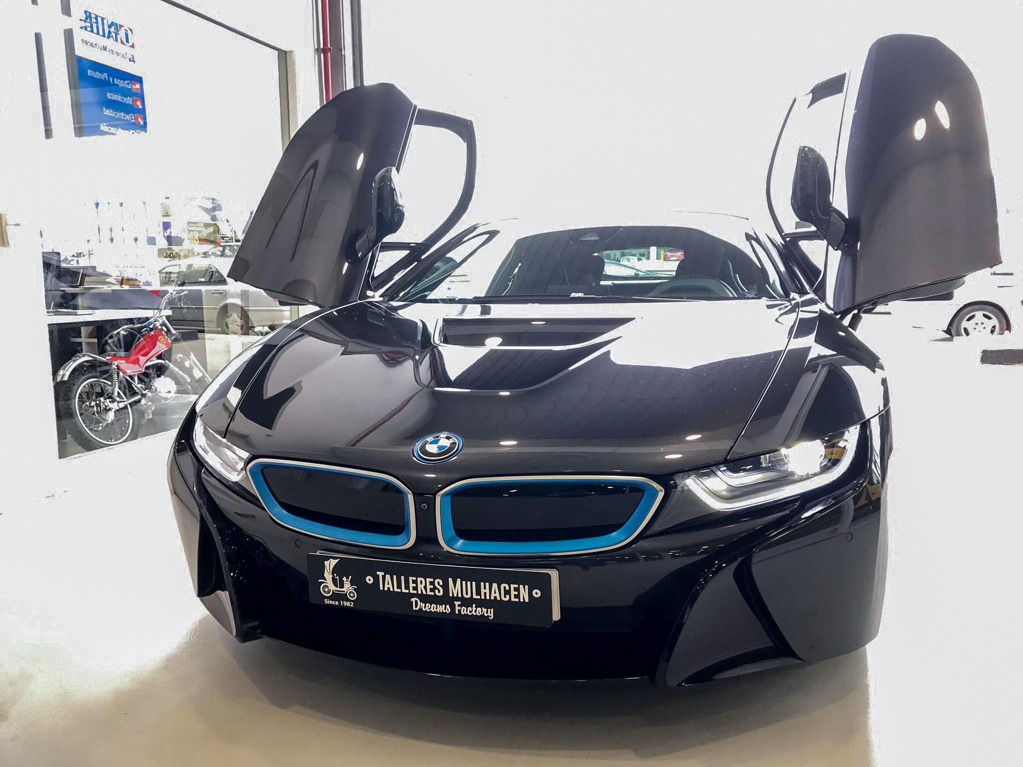 Vehículo BMW