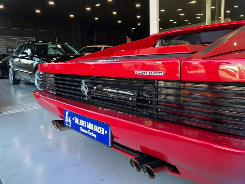 Vehículo Ferrari