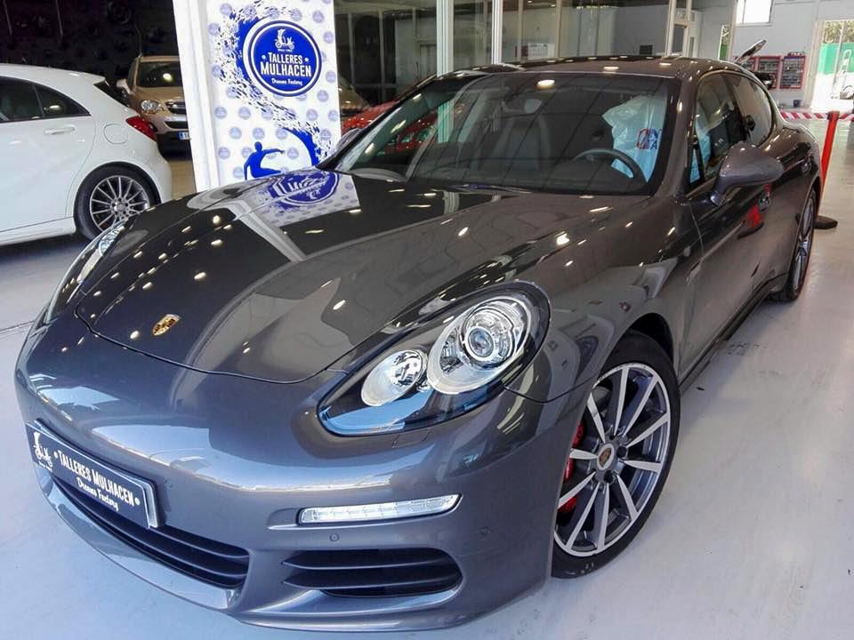 Vehículo Porsche